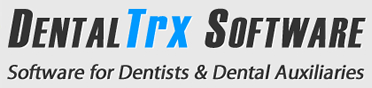 Created by Dental Trx Software